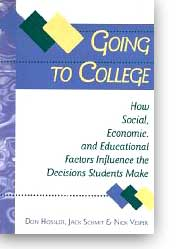 Going to College Book